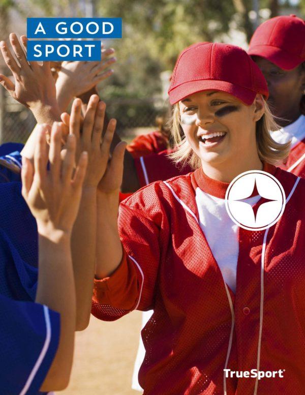 TrueSport a good sport lesson cover image.