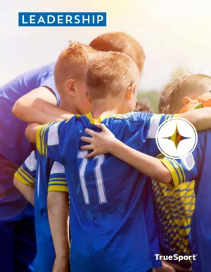 TrueSport leadership lesson cover image.