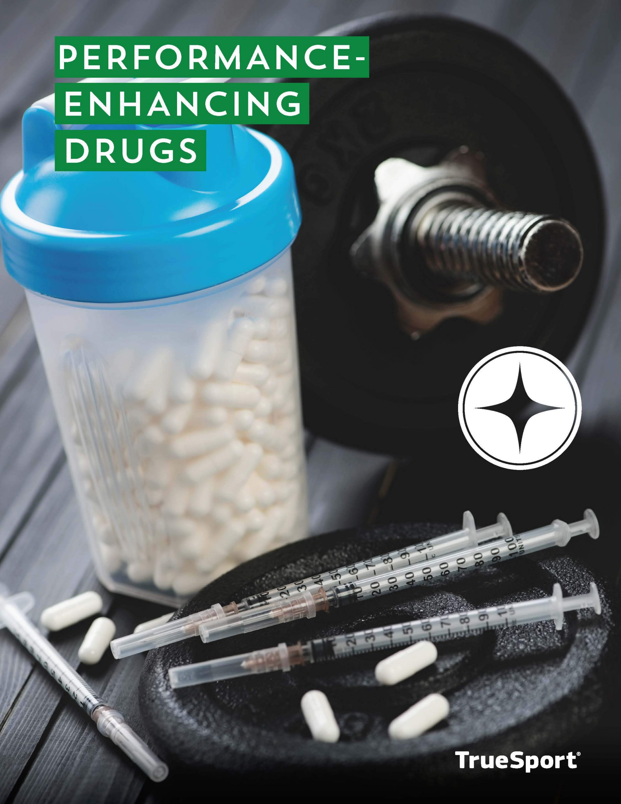 TrueSport performance-enhanacing drugs lesson cover image.
