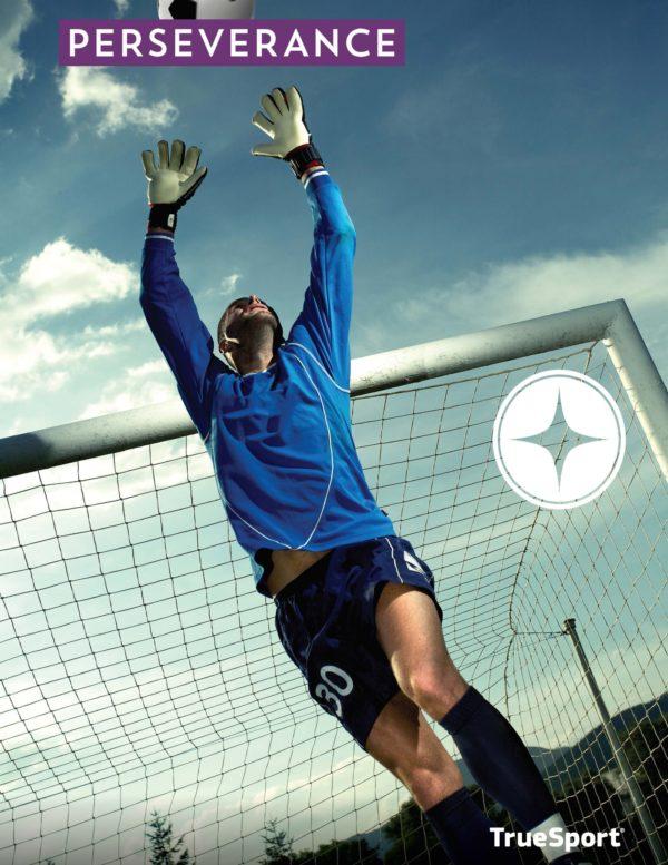 TrueSport perseverance lesson cover image.