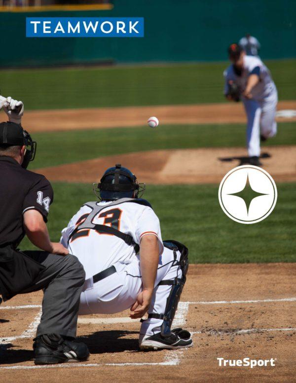 TrueSport teamwork lesson cover image.